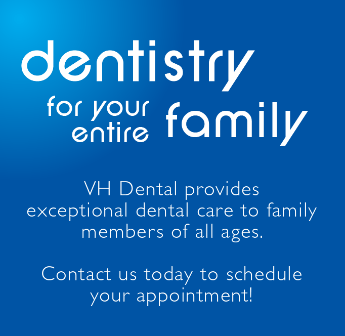 Family Dentistry - Exceptional Dental care for family members of all ages - Schedule Your Appointment Today